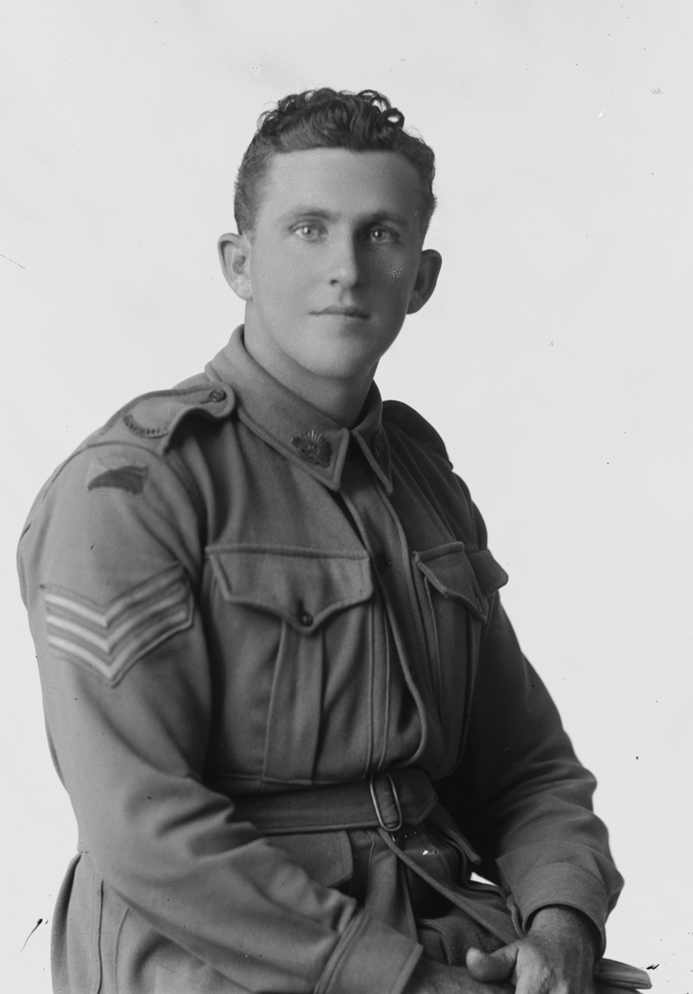 Photographed at the Dease Studio, 117 Barrack Street Perth WA Image courtesy of the State Library of Western Australia: 108521PD