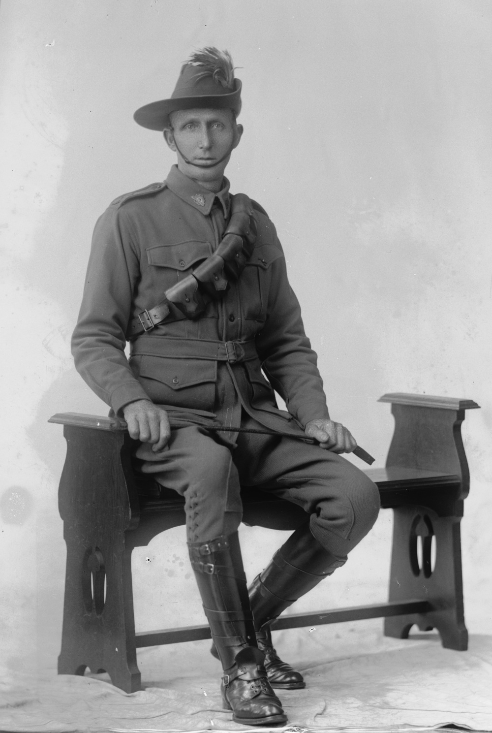 Photographed at the Dease Studio, 117 Barrack Street Perth WA Image courtesy of the State Library of Western Australia: 108152PD