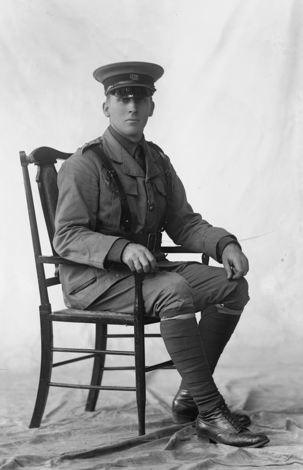 Photographed at the Dease Studio, 117 Barrack Street Perth WA Image courtesy of the State Library of Western Australia:108080PD