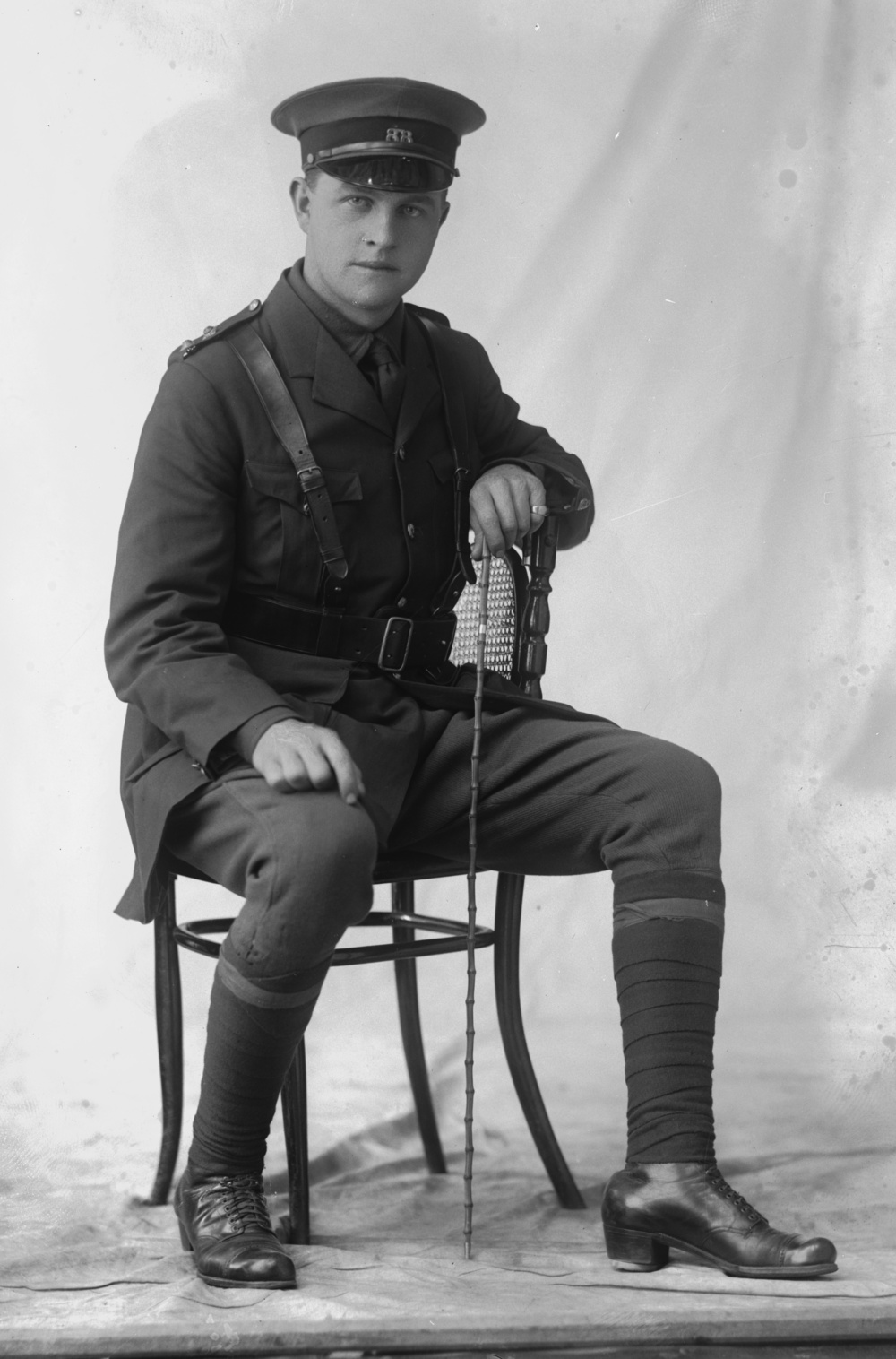 Photographed at the Dease Studio, 117 Barrack Street Perth WA Image courtesy of the State Library of Western Australia:108083PD