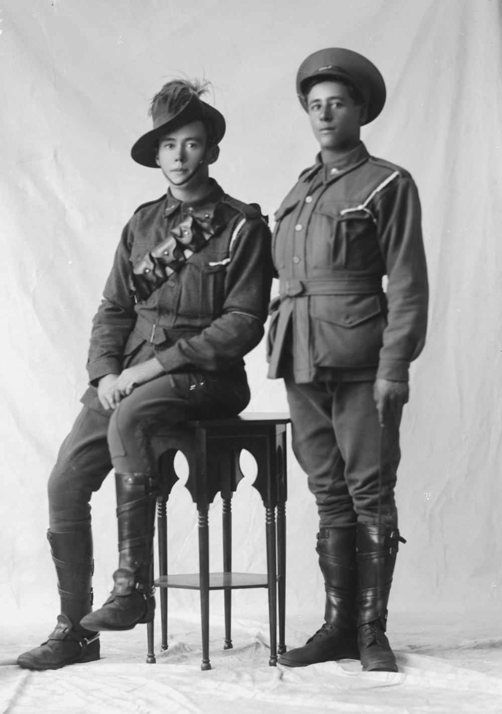 Photographed at the Dease Studio, 117 Barrack Street Perth WA   Image courtesy of the State Library of Western Australia:  108118PD