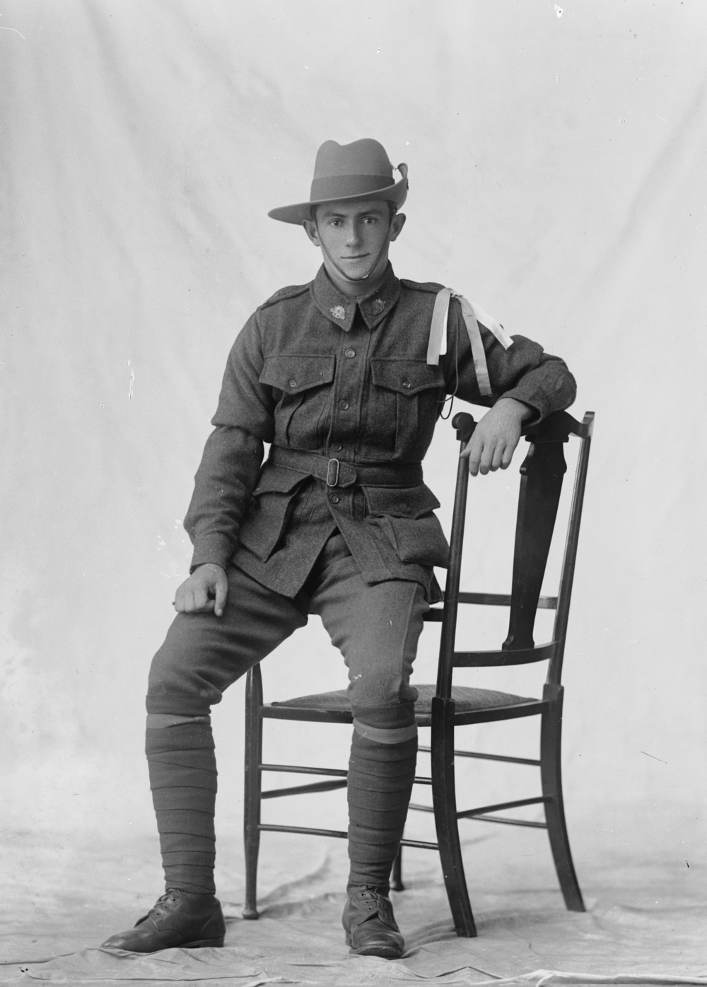 Photographed at the Dease Studio, 117 Barrack Street Perth WA Image courtesy of the State Library of Western Australia: 108171PD