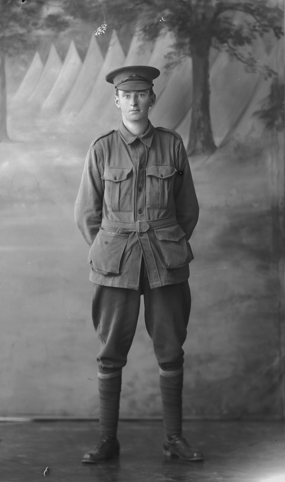 Photographed at the Dease Studio, 117 Barrack Street Perth WA Image courtesy of the State Library of Western Australia: 108138PD