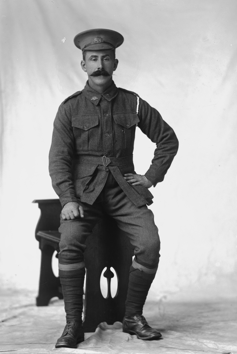 Photographed at the Dease Studio, 117 Barrack Street Perth WA Image courtesy of the State Library of Western Australia: 108655PD