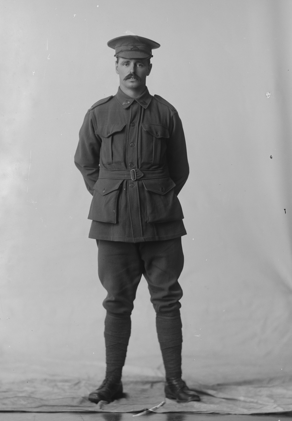Photographed at the Dease Studio, 117 Barrack Street Perth WA Image courtesy of the State Library of Western Australia: 108286PD