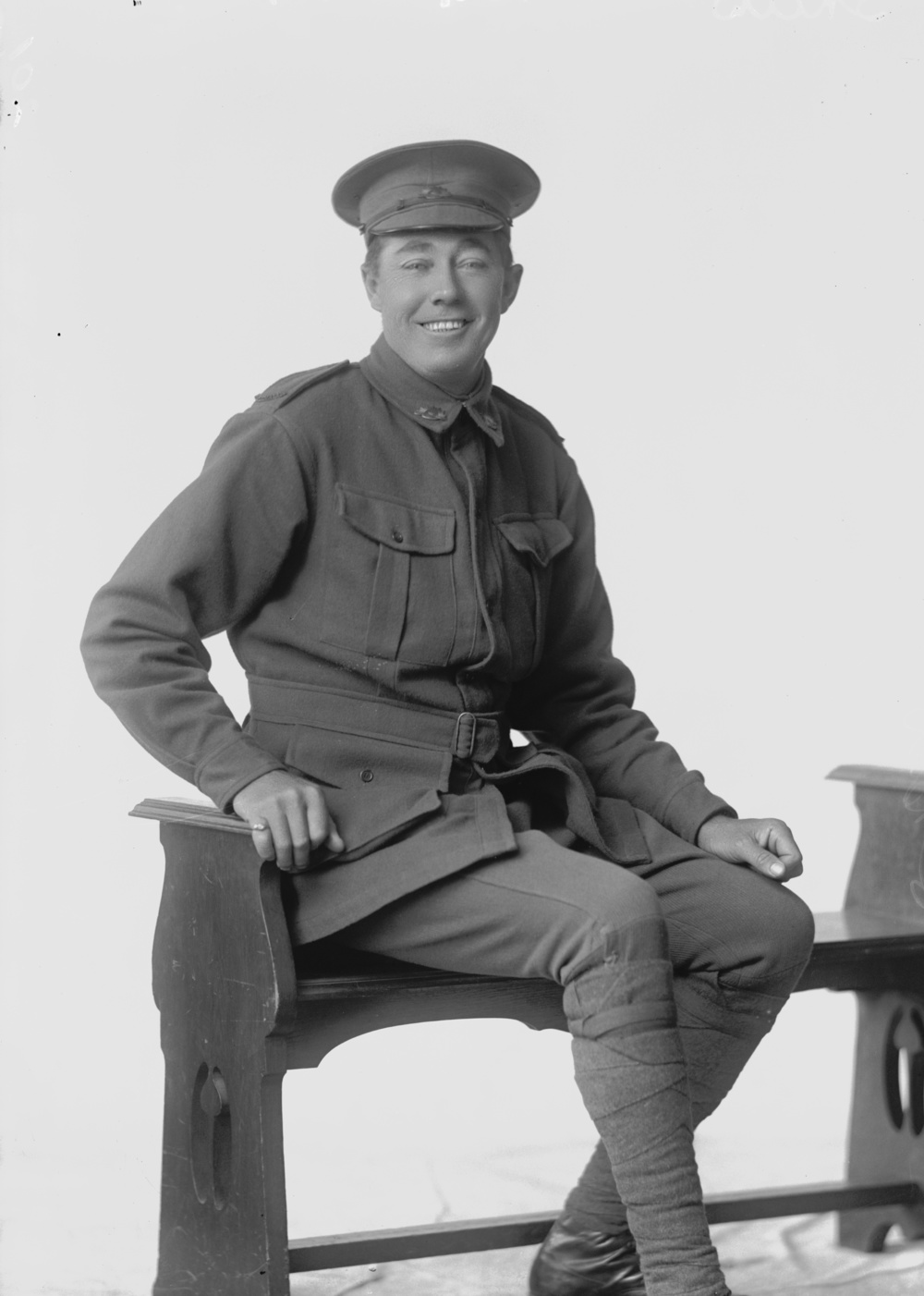 Photographed at the Dease Studio, 117 Barrack Street Perth WA Image courtesy of the State Library of Western Australia: 108103PD