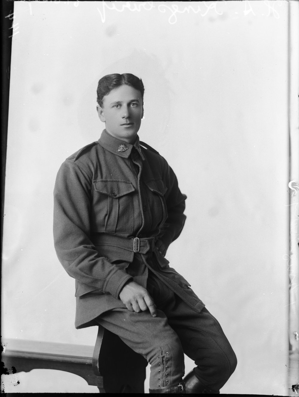 Photographed at the Dease Studio, 117 Barrack Street Perth WA Image courtesy of the State Library of Western Australia: 153044PD