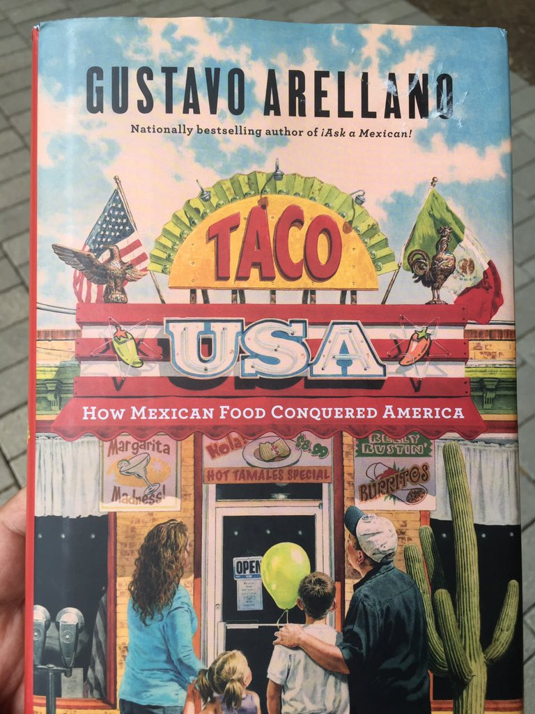 @  ElMundodeMando :  You can't talk taco bowls & Trump w/o sourcing the bible   @GustavoArellano  's Taco U.S.A. Coming up on   @TexasStandard