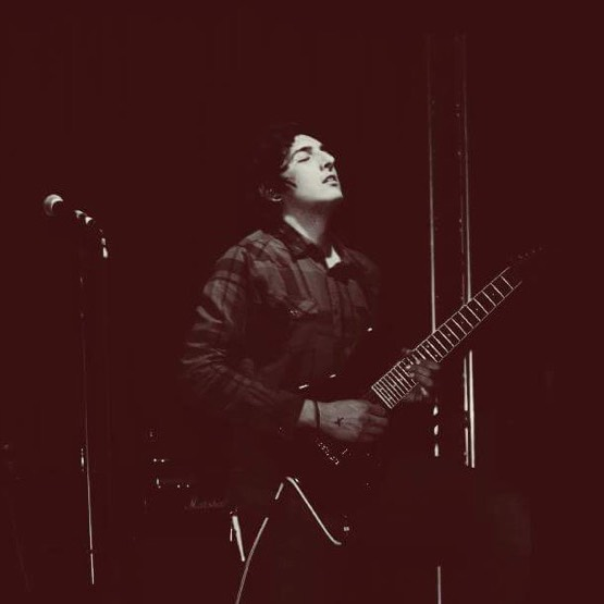 Joey Virrueta   vocals • guitar • audio production