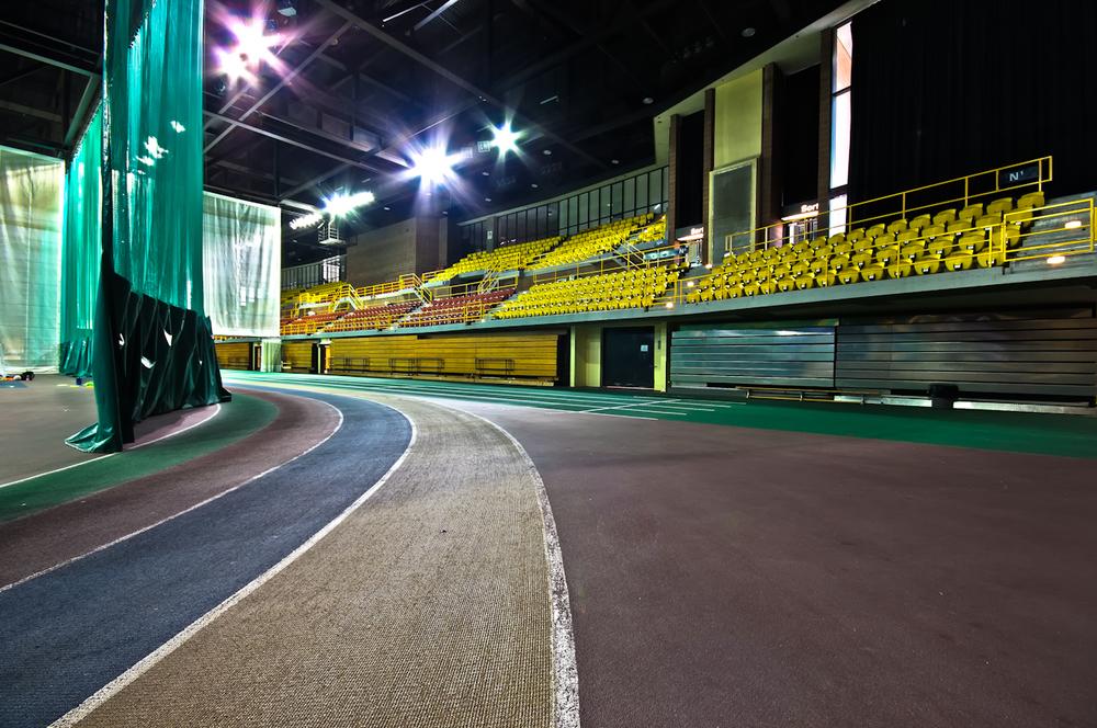 Centre sportif claude robillard riopel associ s for Centre sportif claude robillard piscine