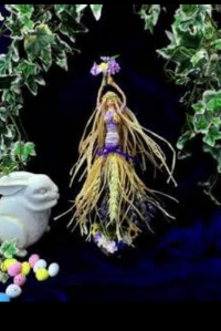 Pagan symbol for spring