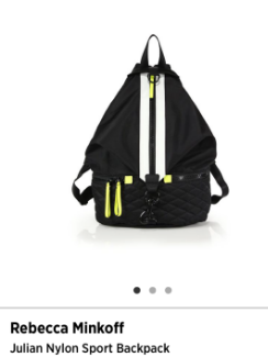 Minkoff Slouchy Backpack