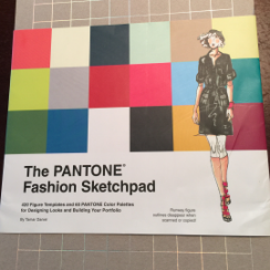 My Pantone Fashion Sketchpad
