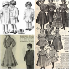 A glimpse of rompers in the 1900's