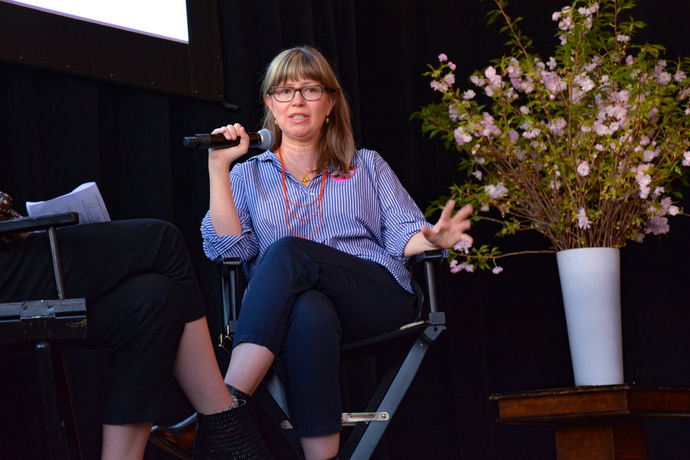 Liz Pruitt of Tartine Bakery and Manufactory