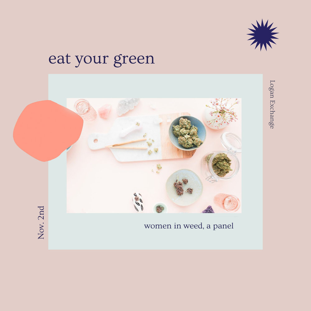 "eat your ""green"""
