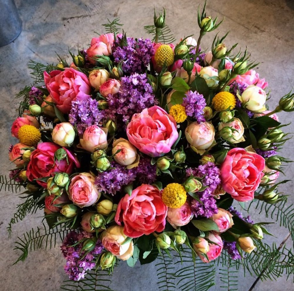 Colorful Designer Arrangement