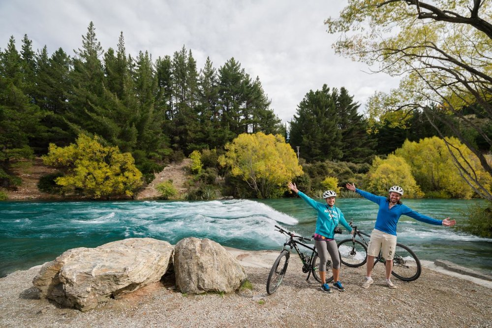 Biking along Clutha River Wanaka.jpg