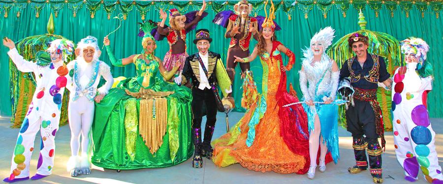 Velocity Circus Festival Ensemble