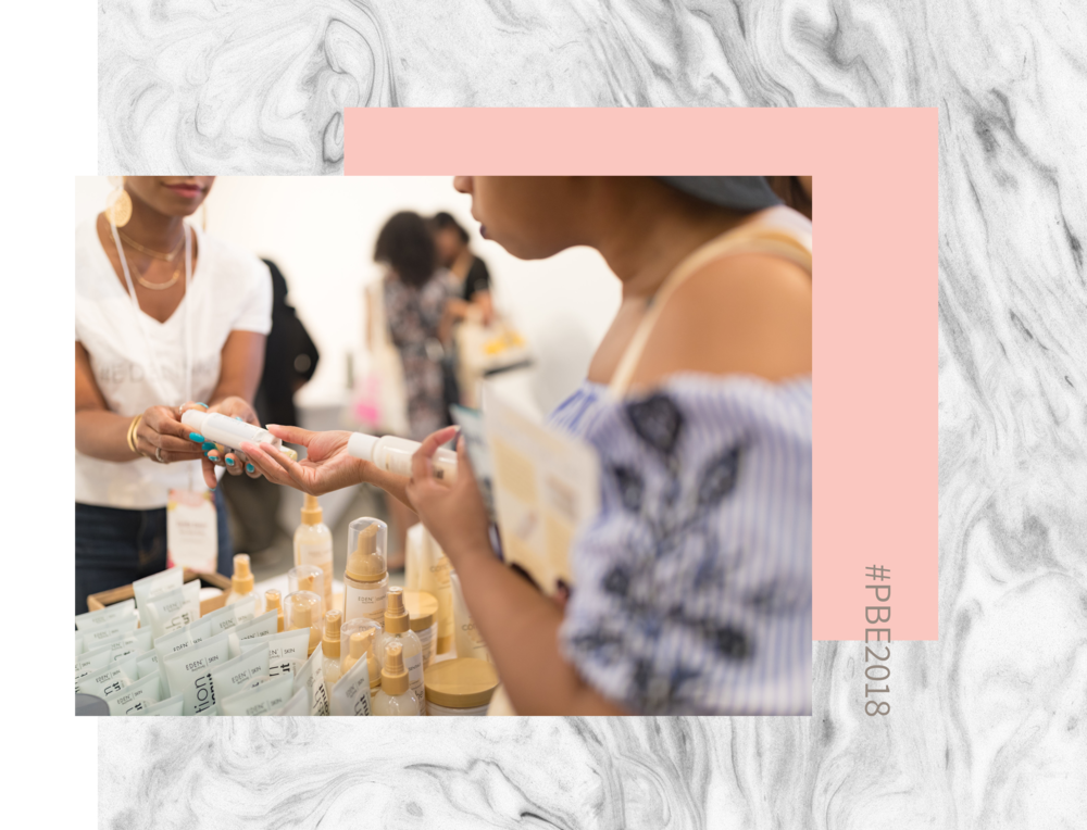 DAY 2 EXHIBIT & WIN - »PBE curates and invites new and established beauty and wellness companies to be part of one-of-a-kind, intimate exhibition experience.