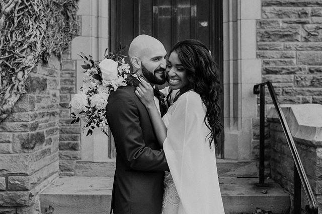 Brittany + Andrew  #londonontario #londonontariophotographer #londonontarioweddingphotographer #ldnont #huffpostido #momentsovermountains #greenweddingshoes #junebugweddings