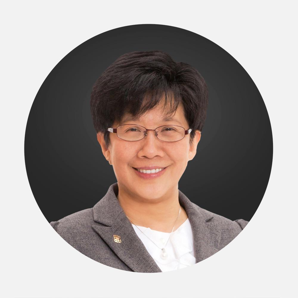 阮曾媛琪教授