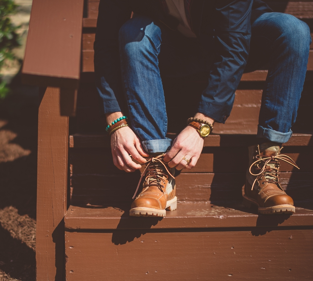 3a5d4b953629 A day with Timberland  Making my own  ModernTrail