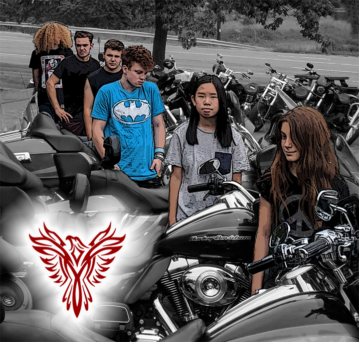 new paltz rock band will be performing on stage at the harley davidson halloween event at the woodstock harley davidson location - New Paltz Halloween