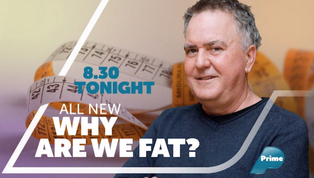 """Why Are We Fat?"" with Simon Gault - Julianne Taylor as Sole Researcher"