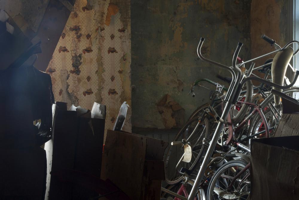 Bike Rack, Augusta, GA 2014