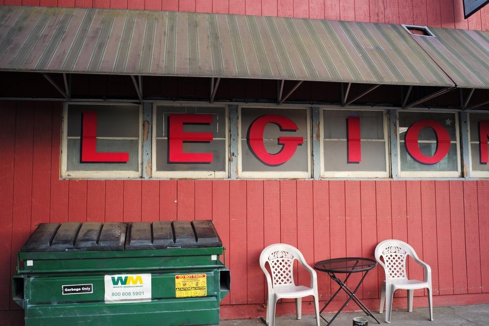 Legion, Portland, OR 2016
