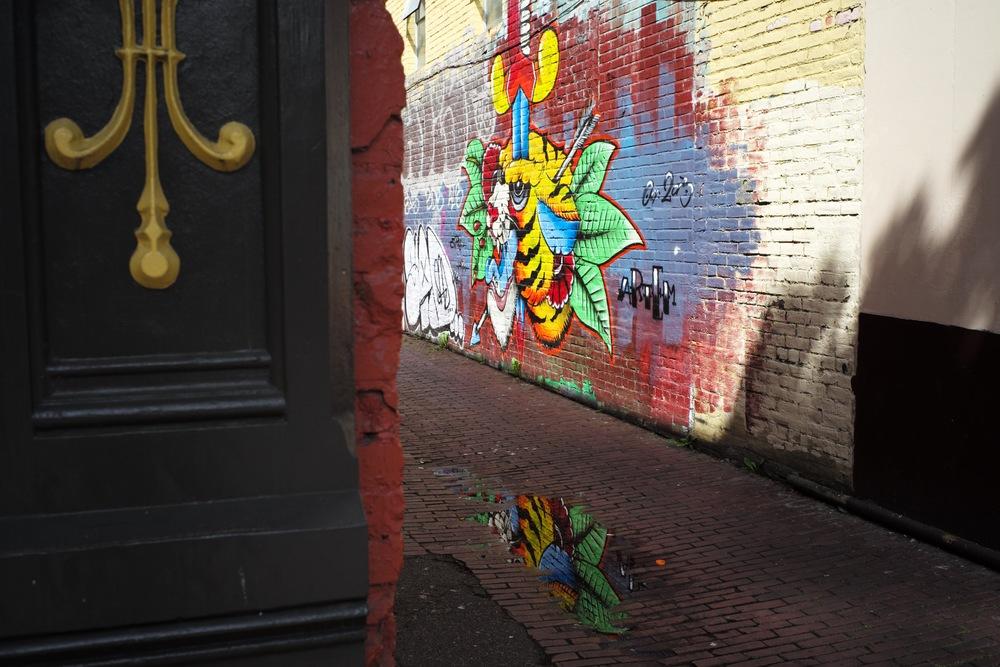 Alley Art, Olympia, WA 2016