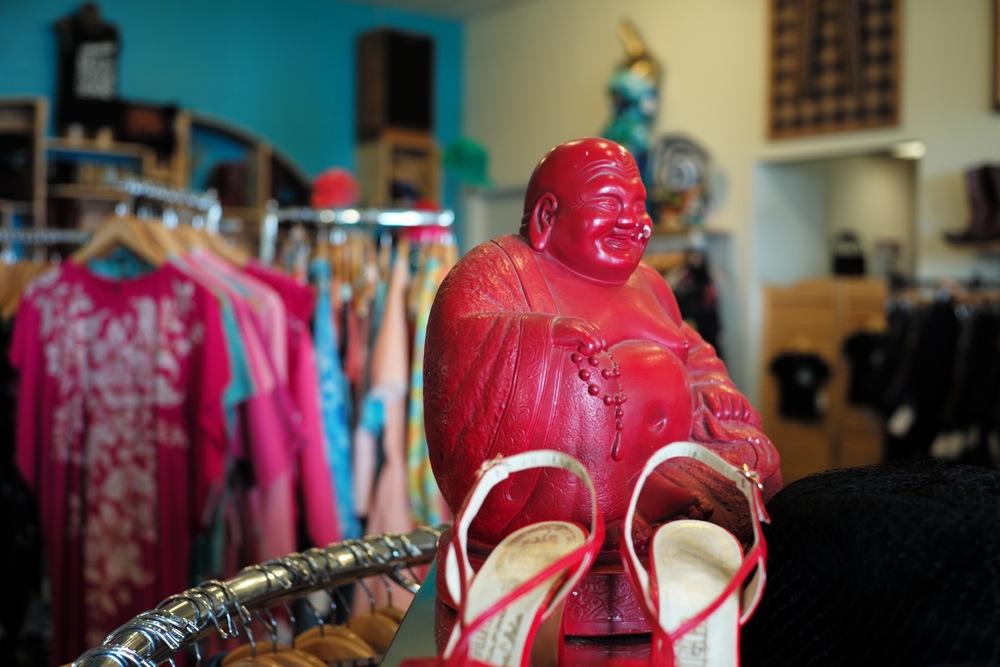 Red Buddha Heels, Olympia, WA
