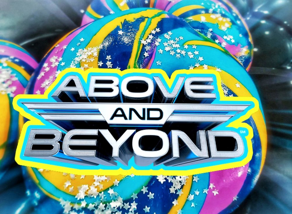 above and beyond the discovery channel