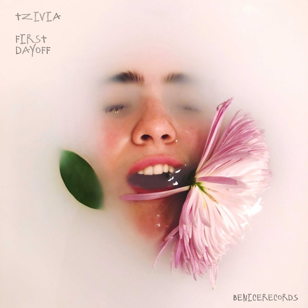 "Tzivia's debut single ""First Day Off"" coming 10/01 -"