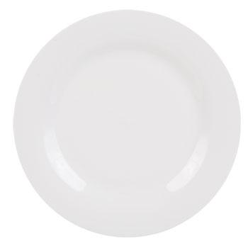 STANDARD WHITE DINNER $.45