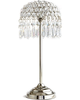 LED SPARKLE TABLE LAMP $15.00