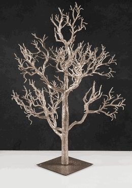 "32"" ROSE GOLD TREE $35"