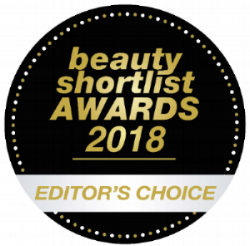 The Beauty Shortlist  2018 Beauty Shortlist Awards  March 2018