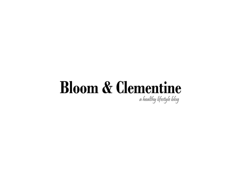 Bloom & Clementine  Skincare Shop  March 2018