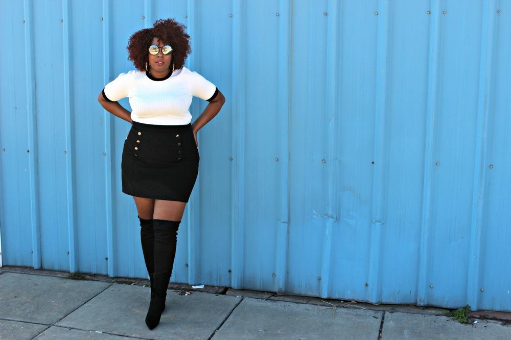 60s mini skirts