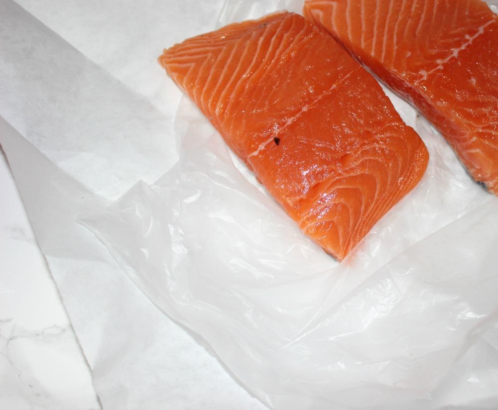 Fresh Publix Salmon