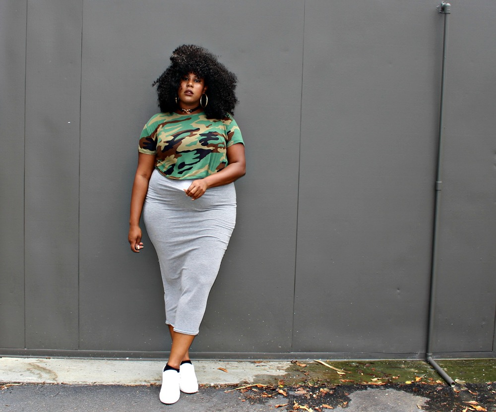 Plus Size Blogger in Alabama