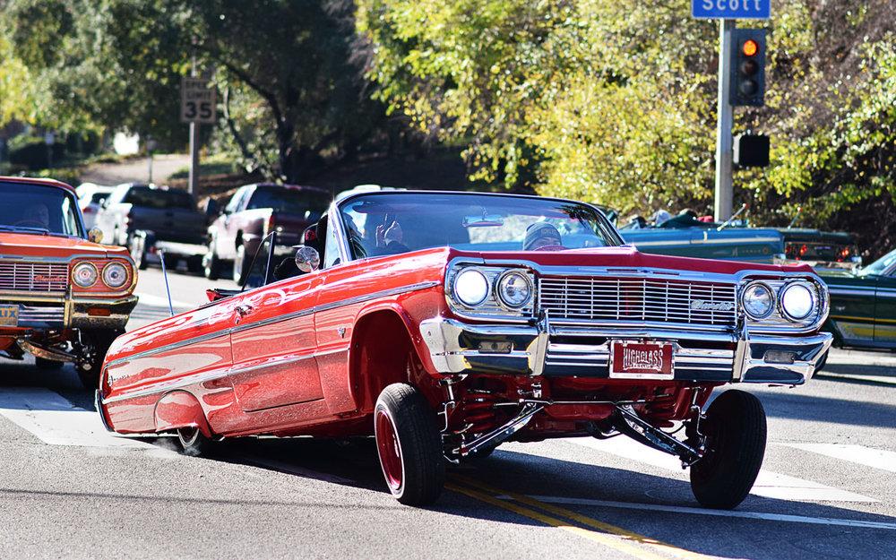 Sunday Slacker - Elysian park car show 2018