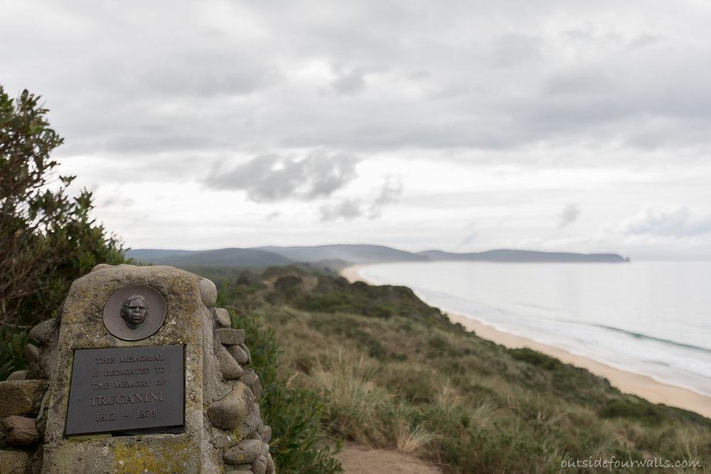The Truganini Memorial