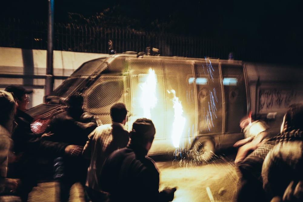 Cairo, Egypt - January 28, 2013