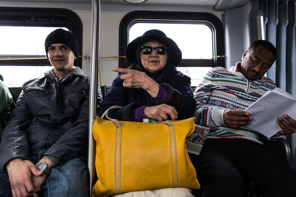 Seattle Public Transit - March 2014