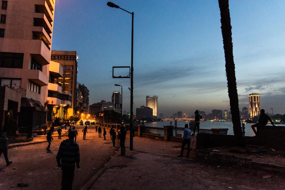Corniche, Cairo