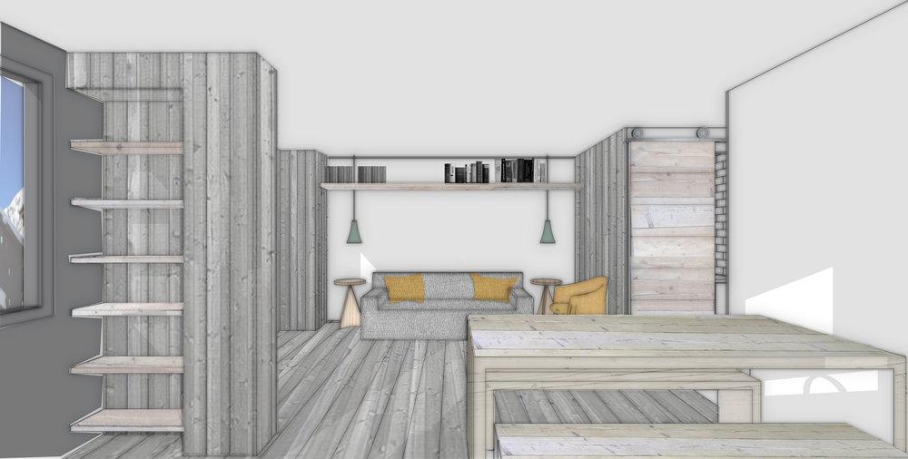 Village Apartment -