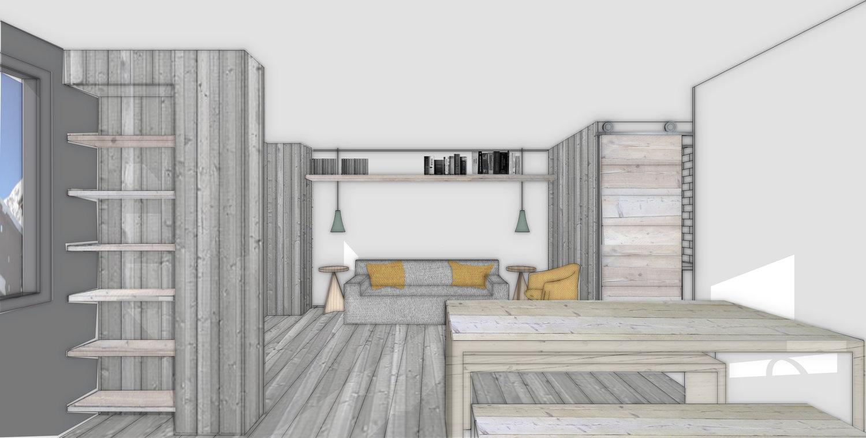 Uranus - 'village apartment'